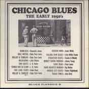Chicago Blues The Early 1950's