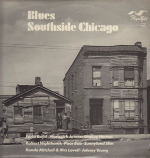 Blues Soutside Chicago (Flyright)