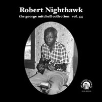 Robert Nighthawk - George Mitchell Cover