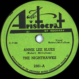 Annie Lee Blues