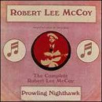 The Complete Robert Lee McCoy
